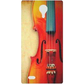 Amagav Back Case Cover for Xolo Era X 345XoloEraX