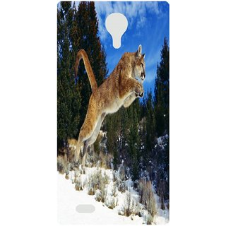 Amagav Back Case Cover for Micromax Canvas Pace 4G Q416 183MMQ416