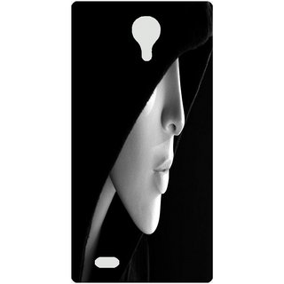 Amagav Back Case Cover for Micromax Canvas Pace 4G Q416 444MMQ416