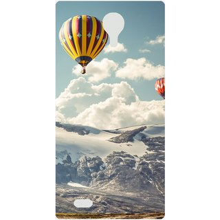 Amagav Back Case Cover for Micromax Canvas Pace 4G Q416 520MMQ416