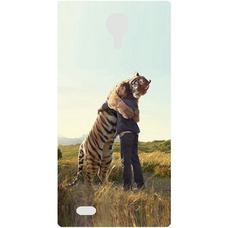 Amagav Back Case Cover for Micromax Canvas Pace 4G Q416 527MMQ416