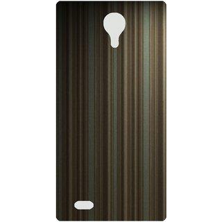 Amagav Back Case Cover for XOLO Black 1X 440XoloBlack1X