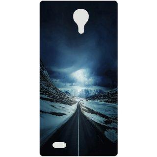 Amagav Back Case Cover for XOLO Black 1X 173XoloBlack1X
