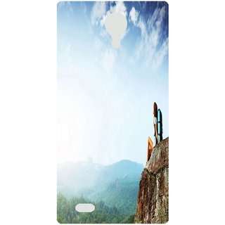Amagav Back Case Cover for XOLO Black 1X 208XoloBlack1X