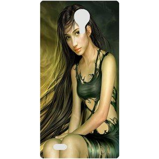 Amagav Back Case Cover for XOLO Black 1X 490XoloBlack1X