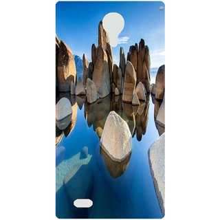 Amagav Back Case Cover for Oppo R1 93Oppo-R1