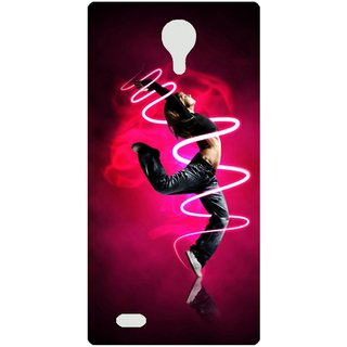 Amagav Back Case Cover for Intex Aqua Shine 4G/Intex Aqua Shine 337IntexShine4G