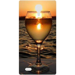 Amagav Back Case Cover for Intex Aqua Shine 4G/Intex Aqua Shine 385IntexShine4G