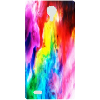 Amagav Back Case Cover for Micromax Canvas Fire 3 Q375 222-MmQ375