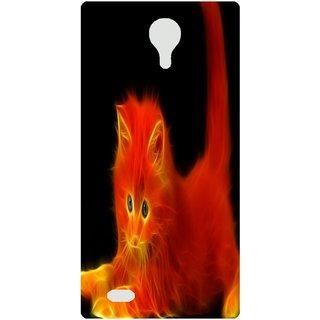 Amagav Back Case Cover for Lava X81 459--LavaX81