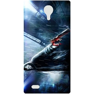 Amagav Back Case Cover for Oppo F1s 331-OppoF1s