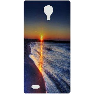 Amagav Back Case Cover for Lava X81 628--LavaX81