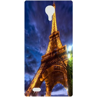 Amagav Back Case Cover for Lava X81 415--LavaX81