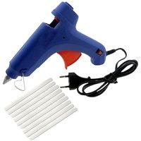 Hot Melt Glue Gun & 10 Glue Sticks Jobs Repair Yourself Glue Gun
