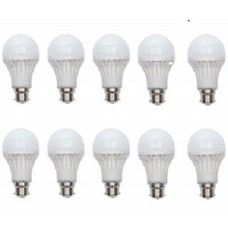 9 Watt Led Bulb (Pack Of 10)