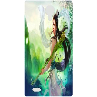 Amagav Back Case Cover for Lava A97