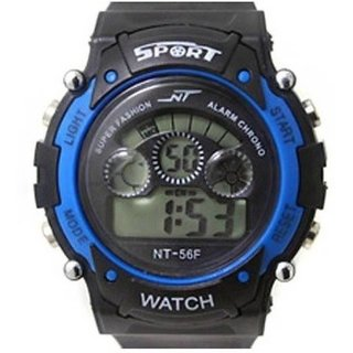 7LBl Sports Multi Color Lights Digital Watch For Boys