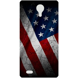Amagav Back Case Cover for Lava X11