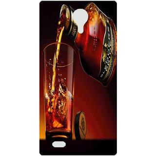 Amagav Back Case Cover for Lava A89