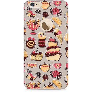 CopyCatz Time for Some Ice Cream Premium Printed Case For Apple iPhone 6/6s with hole