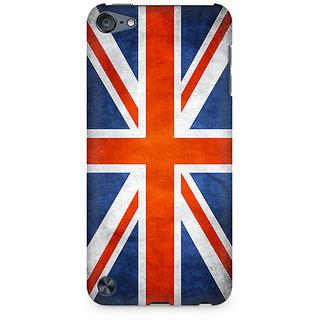 CopyCatz Britain Flag Premium Printed Case For Apple iPod Touch 5