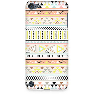 CopyCatz Tribal Chic08 Premium Printed Case For Apple iPod Touch 5