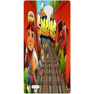Amagav Back Case Cover for Gionee Marathon M5 lite