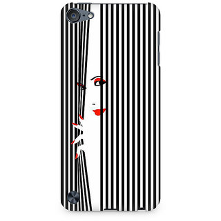 CopyCatz Peek Through Premium Printed Case For Apple iPod Touch 6