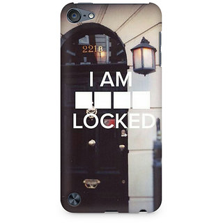 CopyCatz Sher Lock Premium Printed Case For Apple iPod Touch 6