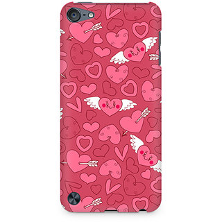 CopyCatz Wngs of Love Premium Printed Case For Apple iPod Touch 6