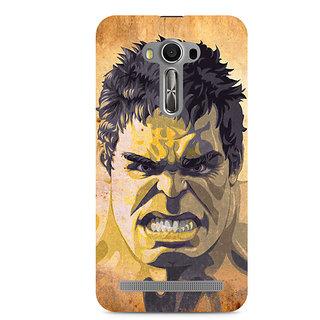 CopyCatz Hulk Premium Printed Case For Asus Zenfone 2 Laser ZE550KL