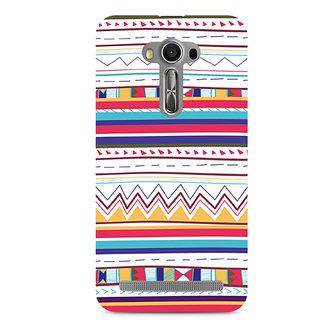 CopyCatz Tribal pastels Premium Printed Case For Asus Zenfone 2 Laser ZE550KL