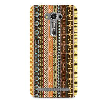 CopyCatz Primitive Strips Premium Printed Case For Asus Zenfone 2 Laser ZE550KL