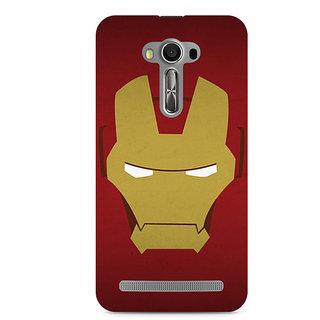 CopyCatz Iron Man Minimalist Premium Printed Case For Asus Zenfone 2 Laser ZE550KL