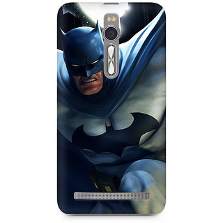 CopyCatz Batman in DC Universe Premium Printed Case For Asus Zenfone 2