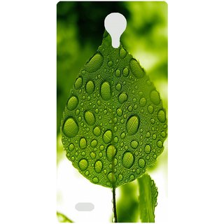 Amagav Back Case Cover for Intex Aqua Air