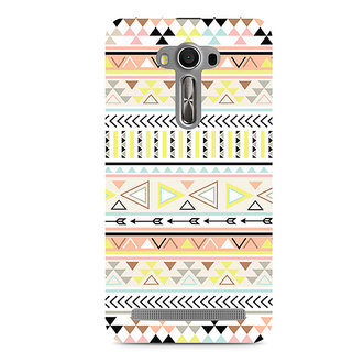 CopyCatz Tribal Chic08 Premium Printed Case For Asus Zenfone 2 Laser ZE550KL