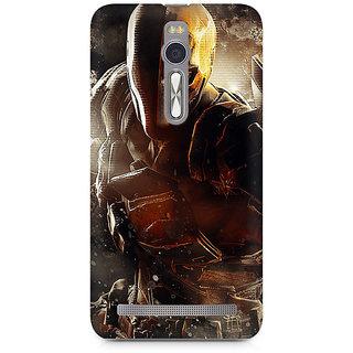 CopyCatz Deathstroke Premium Printed Case For Asus Zenfone 2