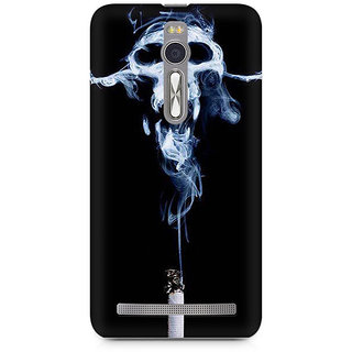 CopyCatz Smoking Kills Premium Printed Case For Asus Zenfone 2