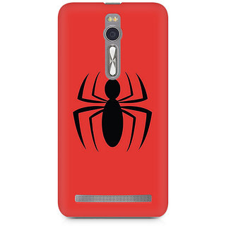 CopyCatz SpiderMan Spider Premium Printed Case For Asus Zenfone 2