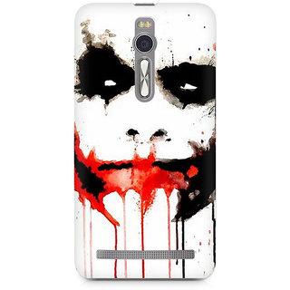 CopyCatz Joker Premium Printed Case For Asus Zenfone 2