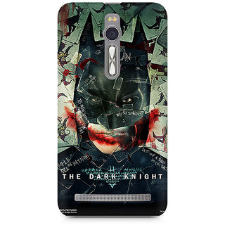 CopyCatz Jokers Batman Premium Printed Case For Asus Zenfone 2