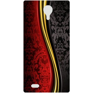 Amagav Back Case Cover for Intex Aqua Air 2