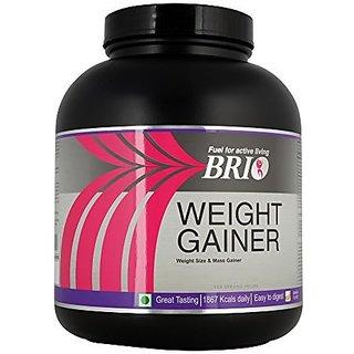 Brio Weight Gainer 3Kg Chocolate