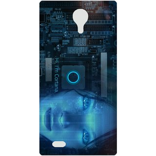Amagav Back Case Cover for Intex Aqua Air 2