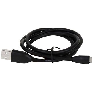 Karbonn A8   Compatible Fast black Android USB DATA CABLE By ANYTIME SHOPS