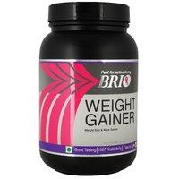 Brio Weight Gainer Kesar Pista Badam 1.5kg