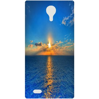 Amagav Back Case Cover for Lyf Wind 7