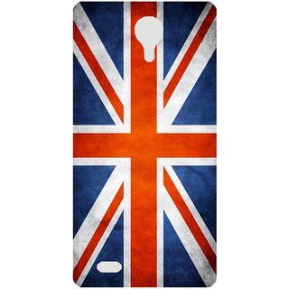 Amagav Back Case Cover for Micromax Unite 3 Q372