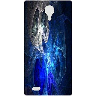 Amagav Back Case Cover for Lyf Flame 7